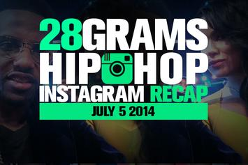 28 Grams: Hip-Hop Instagram Recap (July 5)