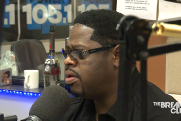 Boyz II Men On The Breakfast Club