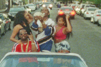 "Juicy J Feat. ASAP Rocky ""Scholarship"" Video"