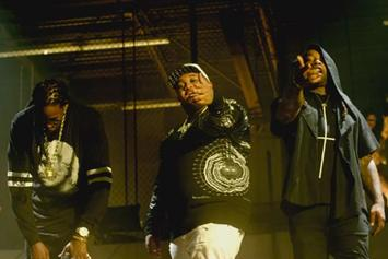 """DJ Mustard Feat. Ty Dolla $ign & 2 Chainz """"Down On Me"""" Video"""