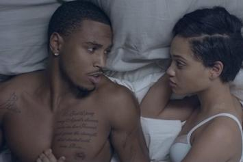 """Trey Songz """"What's Best For You"""" Video"""