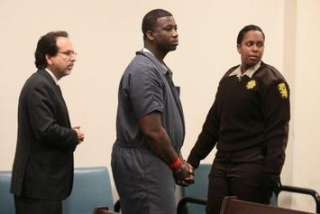 Gucci Mane Pleads Guilty To Firearms Charge, Sentenced To 39 Months