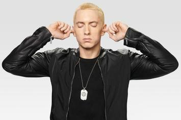 "Eminem's ""Shady XV"" Album To Be Double Disc, More Details Emerge"