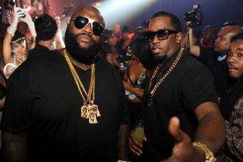 "Kanye West, Rick Ross & Diddy Accused Of Stealing French Montana Song ""Gucci Mane"""