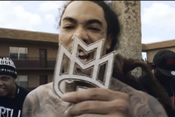 "Gunplay ""Hot Nigga (Freestyle)"" Video"