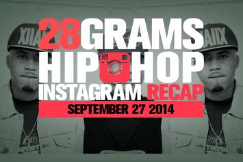 28 Grams: Hip-Hop Instagram Recap (Sept. 27)