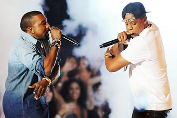 """Kanye West's """"Guilt Trip"""" Was Originally For """"Watch The Throne"""" And Featured Jay Z"""