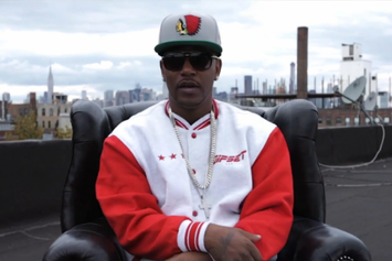 "Cam'ron Feat. Wiz Khalifa & Smoke DZA ""Touch The Sky"" Video"
