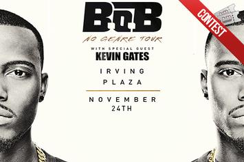 Contest: Win Tickets For B.o.B Live In NYC With Kevin Gates