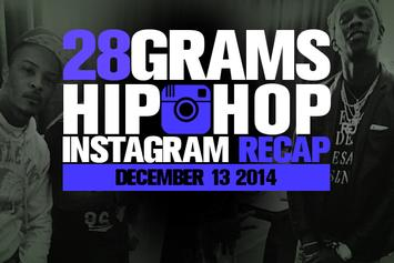 28 Grams: Instagram Recap (Dec. 13)