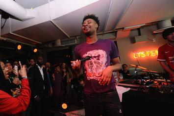 Danny Brown Is Writing A Dr. Seuss-Inspired Children's Book