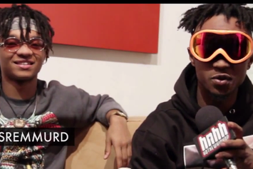 "Rae Sremmurd Talk ""SremmLife"" Co-Signs, ""Unlock The Swag"" & Crazy Female Fans"