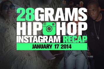28 Grams: Hip-Hop Instagram Recap (Jan. 17)