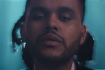 "The Weeknd ""Earned It"" Video"