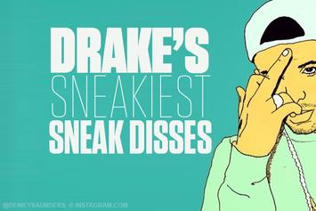 Drake's Sneakiest Sneak Disses