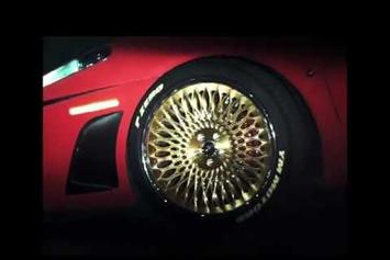 """Chevy Woods """"Gold Chainz Gold Daytons"""" Video"""