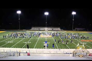 "Southern University Marching Band Plays J. Cole's ""Wet Dreamz"""