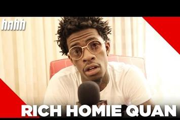 """Rich Homie Quan Speaks On """"Tha Tour Part 2,"""" New EP & Leaked Tracks"""