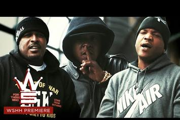 """The Lox Feat. Tyler Woods """"Horror"""" Video"""