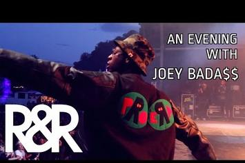 An Evening With Joey Bada$$