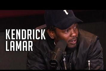 "Kendrick Lamar Speaks On ""i"", New Album & More On Hot 97"