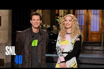 Iggy Azalea Stars In SNL Promo With Jim Carrey