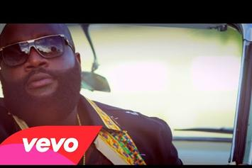 "Rick Ross Feat. Project Pat ""Elvis Presley Blvd. "" Video"