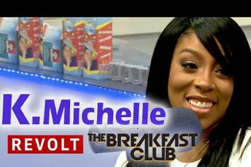 K. Michelle On The Breakfast Club