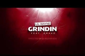 """Lil Wayne's Weezy Wednesdays """"Grindin"""" Preview"""