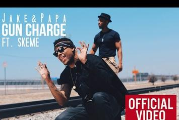 "Jake&Papa Feat. Skeme ""Gun Charge"" Video"