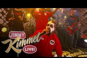 "Tech N9ne Feat. ¡Mayday! & Kendall Morgan ""Fragile (Jimmy Kimmel Live Performance)"" Video"