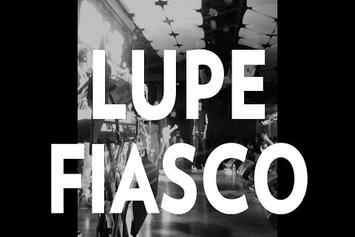 Lupe Fiasco Falls Off Stage & Freestyles About It