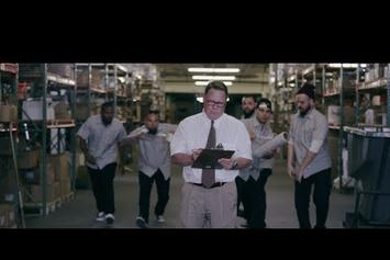 "Murs Feat. ¡MAYDAY! ""Here"" Video"