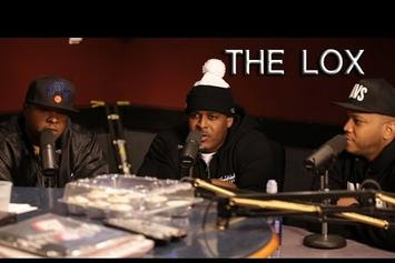The LOX Talk 50 Cent Collaboration & Squashing Their Beef With Angie Martinez
