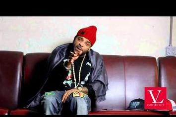 "Jim Jones ""They Don't Know (Freestyle)"" Video"