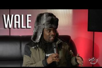 Wale Addresses Incident With Complex On Hot 97