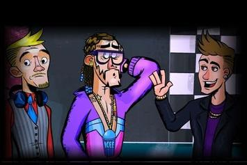 """Diplo Feat. RiFF RAFF & Justin Bieber """"Hotel After-Party Story"""" Video"""