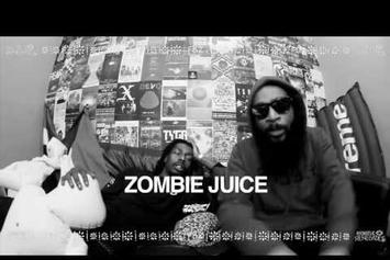 "Flatbush Zombies & Bodega Bamz' ""Better Off Dead"" Tour Cypher (Pt. 2)"