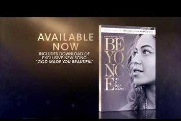 """Beyonce """"Life Is But A Dream"""" Trailer"""