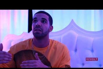 "Drake Talks About Hit-Boy Produced ""Trophies"""