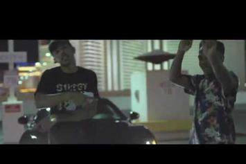 "Trademark Da Skydiver Feat. Dizzy Wright ""Rite Nah"" Video"