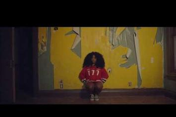 "SZA ""Teen Spirit"" Video"