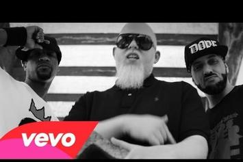 """R.A. The Rugged Man Feat. Brother Ali & Masta Ace """"The Dangerous Three"""" Video"""