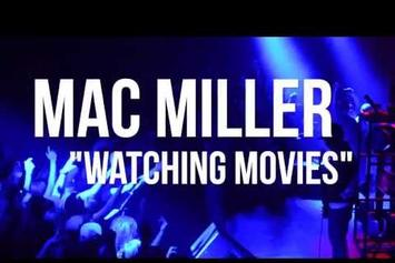 """Mac Miller """"Collapses While Performing On Stage"""" Video"""