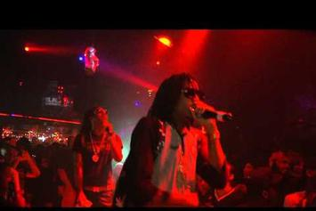 """Migos """"Performs """"Versace"""" Live In NYC"""" Video"""