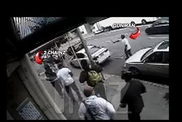 """2 Chainz """"Robbery Footage"""" Video"""