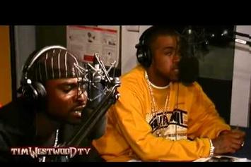 "Lloyd Banks Feat. Young Buck ""2004 Tim Westwood Freestyle"" Video"