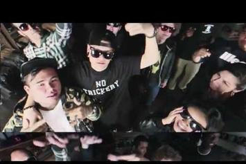 "Yultron Feat. Honey Cocaine ""Flexin"" Video"