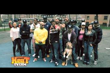 "A-Mafia Feat. Uncle Murda & Styles P ""Cuban Connection"" Video"