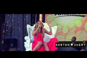 """Mariah Carey Feat. Miguel """"Perform """"#Beautiful"""" On GMA"""" Video"""